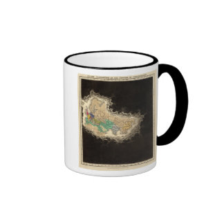 Dissolution of The Empire of Charlemagne 912 AD Mug