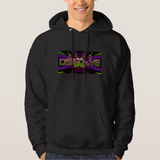 Dissolve Design C Hooded Pullover