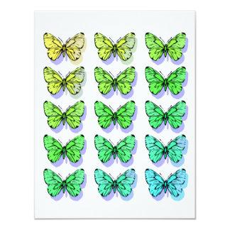 Dissolving Butterflies Announcements