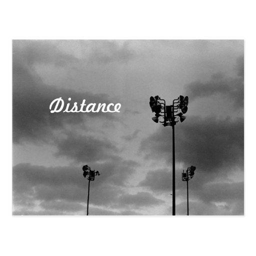 Distance Postcard