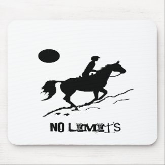 Distance Rider's Mouse Pad