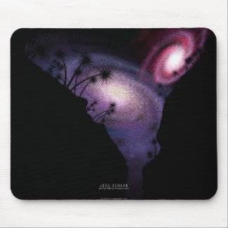Distant Beginnings Mouse Pad