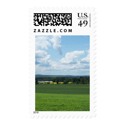 Distant Farm Stamps