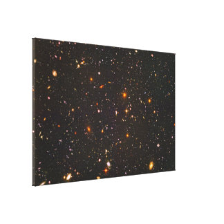 Distant Galaxy Canvas Print