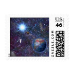 Distant Galaxy Postage