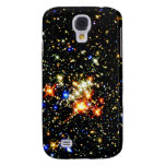 Distant Luminous Stars Galaxy S4 Cases