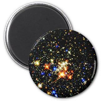 Distant Luminous Stars Magnets