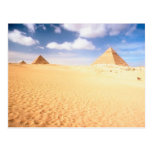 Distant Pyramids Post Cards