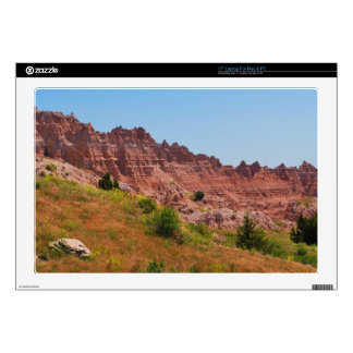 """""""Distant Red Cliffs"""" collection Skin For Laptop"""