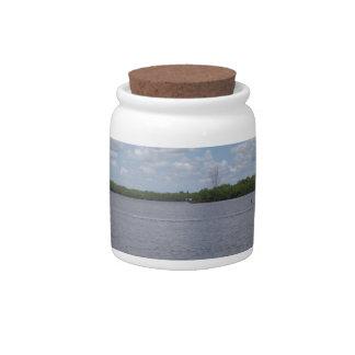 Distant Shore Candy Jar