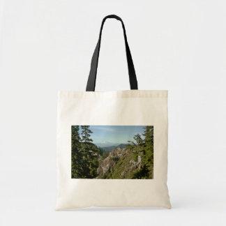 Distant Snow Bags