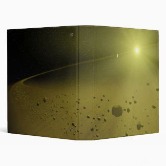 Distant Solar System PIA07096 Binder