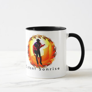 Distant Sonrise Promotional Coffee Mug