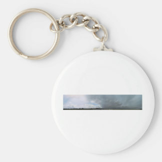Distant Storm Keychain