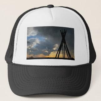 Distant Thunder Trucker Hat