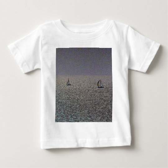 Distant Yachts Baby T-Shirt