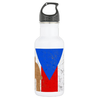 distessed el moro puerto rico.png 18oz water bottle
