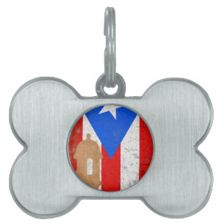 distessed el moro puerto rico.png pet name tag