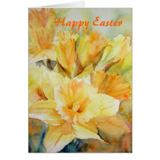 Distilled Sunlight Easter Card
