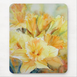 Distilled Sunlight Mouse Pad