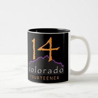 Distinctive 14er Coffee Mug