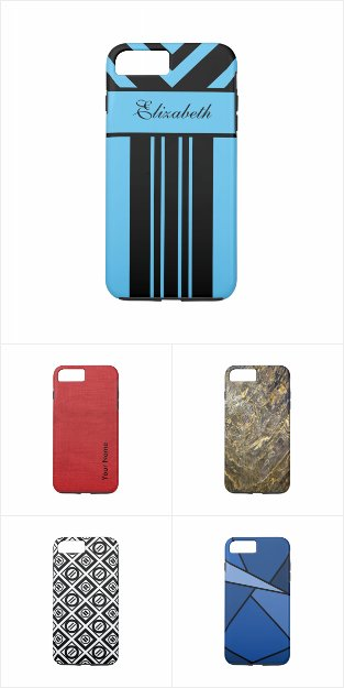 Distinctive Case-Mate iPhone 8 Plus/7 Plus Cases