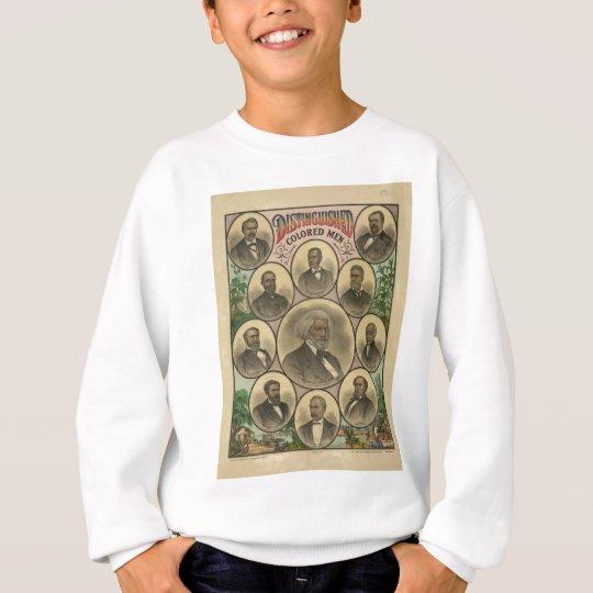 Distinguished Colored Men Frederick Douglass Sweatshirt