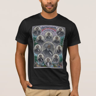 Distinguished Colored Men T-Shirt