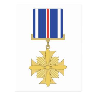 Distinguished Flying Cross Postcard