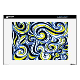 """Distinguished Forceful Energized Engaging 13"""" Laptop Decals"""