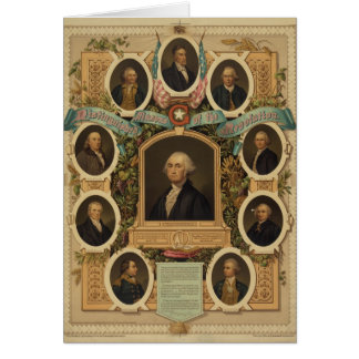 Distinguished Masons of the American Revolution Cards