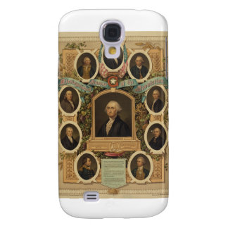 Distinguished Masons of the American Revolution Samsung Galaxy S4 Cover