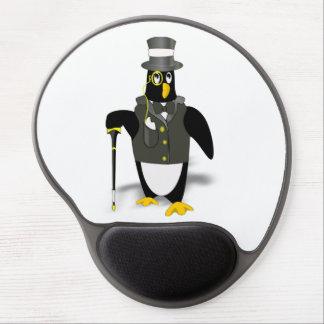 Distinguished Penguin Gel Mouse Pad