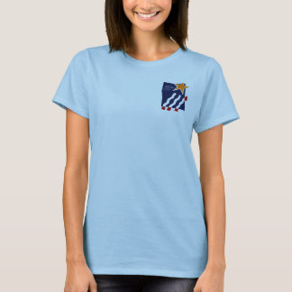 Distinguished School T-shirt with 2 Logos