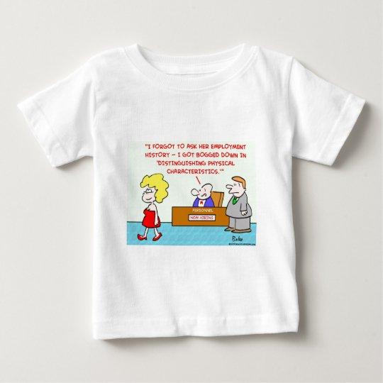 distinguishing physical characteristics sexy baby T-Shirt