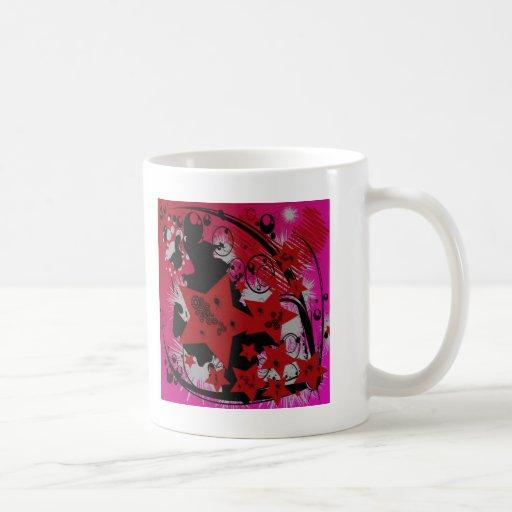 Distorted Bliss Coffee Mug