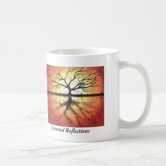 Distorted Reflections (mug) Coffee Mug
