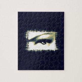Distorted vission puzzle