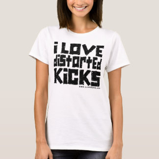distortedkicks01-light T-Shirt