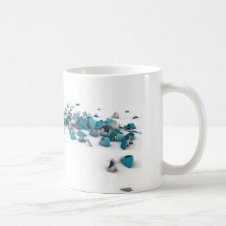 Distortion Cube Coffee Mug