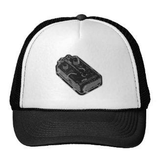 Distortion PEDAL - Black Grey Distressed Trucker Hat