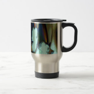 Distortion View Travel Mug