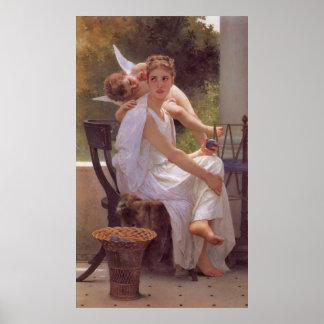 Distracción 1891 de los amores impresiones