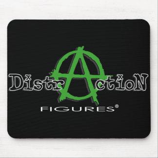 Distracción Figures® Mousepad Alfombrilla De Ratones