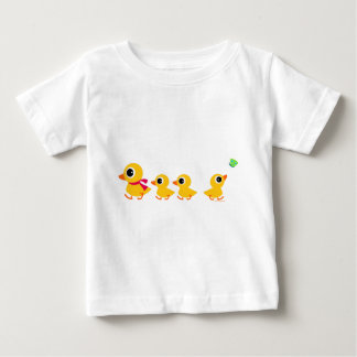Distracted Duck Baby T-Shirt