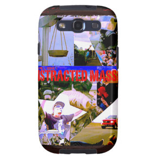 Distracted Masses Samsung Galaxy S3 Case