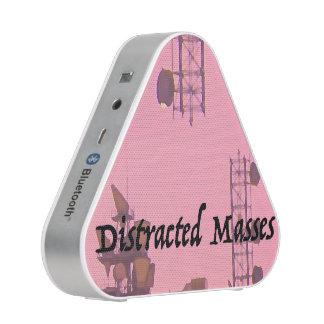 Distracted Masses Bluetooth Speaker
