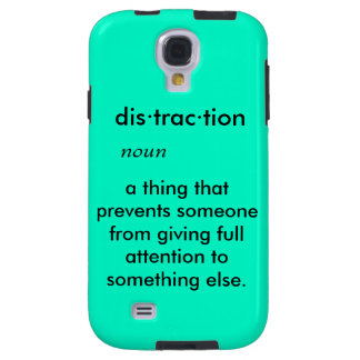 Distraction GS4 phone case