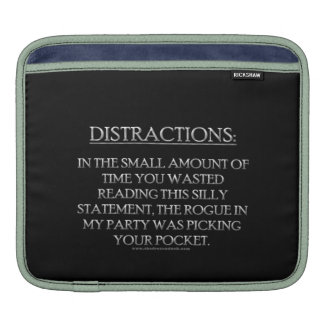 Distractions Sleeves For MacBook Air