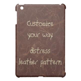 Distress Leather Pattern Speck® iPad Case